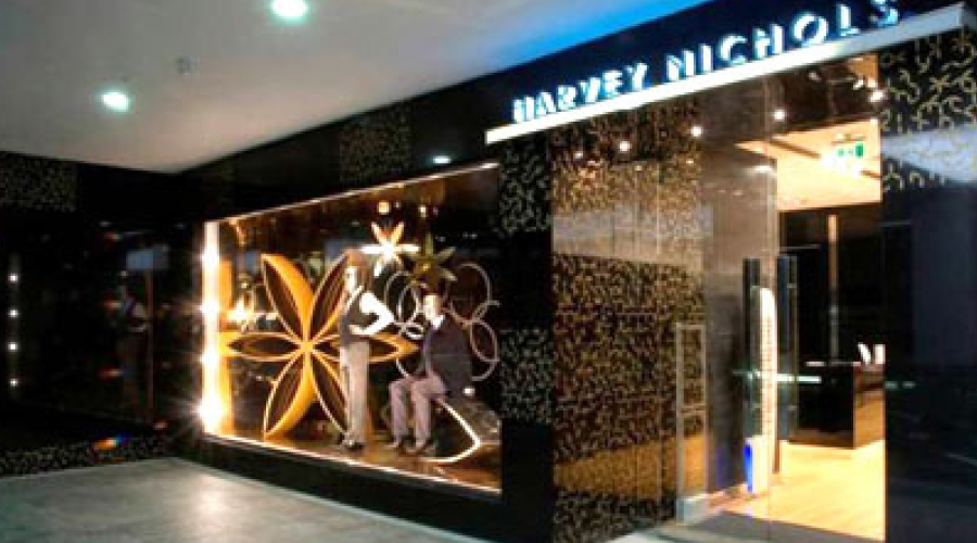 Harvey Nichols Kanyon Store
