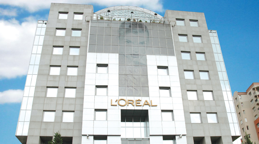 L'oreal Cosmetics Headquarters