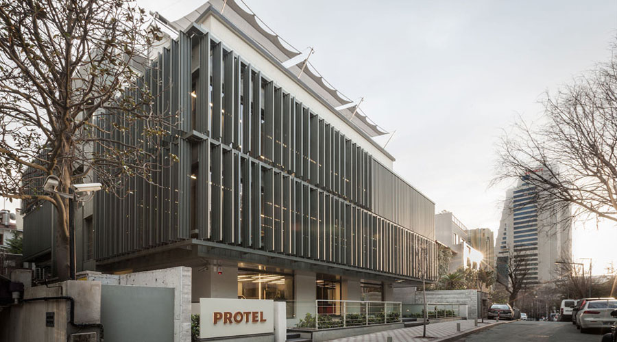 Protel Office Building