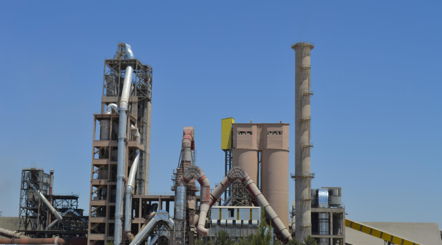 Sanliurfa Cement Factory