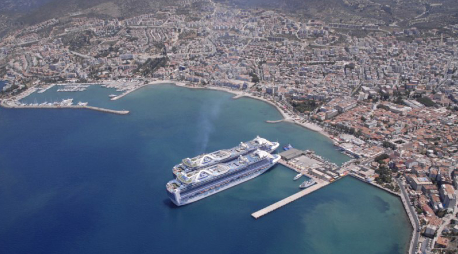 Setur Kusadasi Marina and Mall